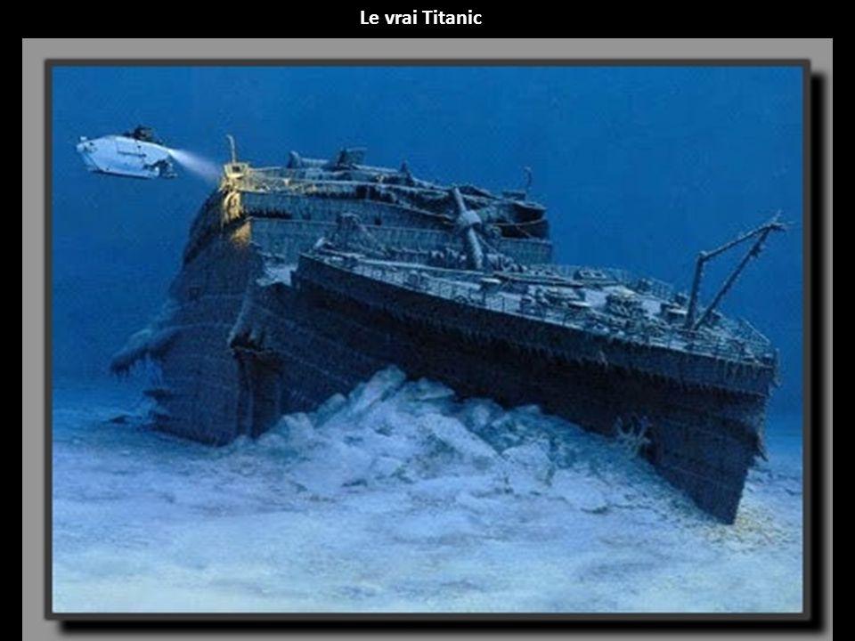 Le vrai Titanic