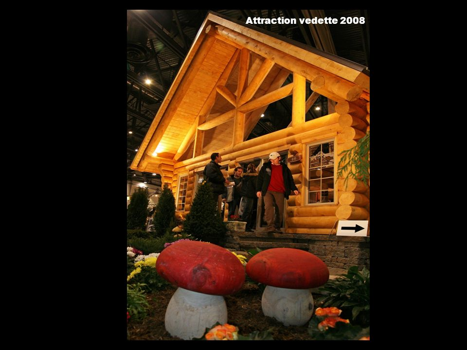 Attraction vedette 2009
