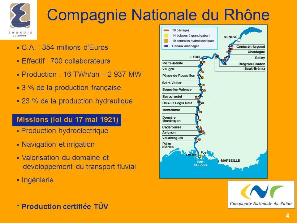 Castelnou 800 MW Cantabria 800 MW Morata 1 200 MW Voghera 400 MW Gamesa wind 175 MW * CNR 2 937 MW * SHEM 773 MW Chooz 750 MW Tricastin 458 MW Electra