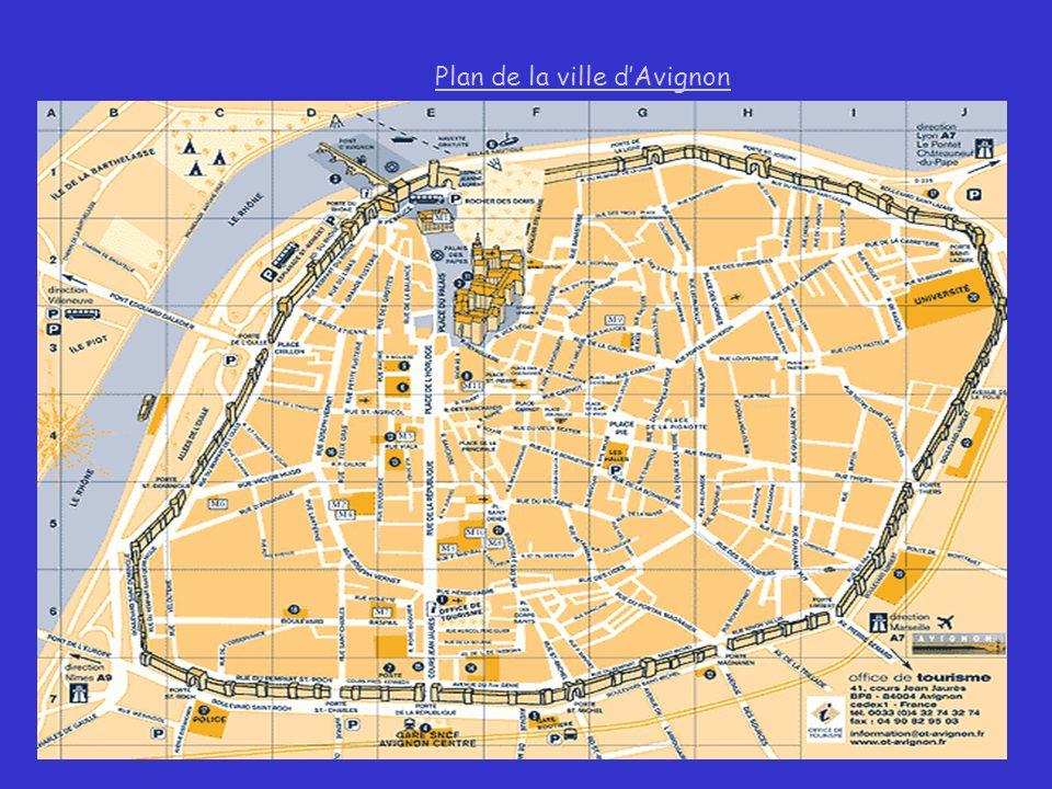 Occupée dès la préhistoire, Avignon fut, de tous temps, un foyer de culture et un carrefour de civilisations.