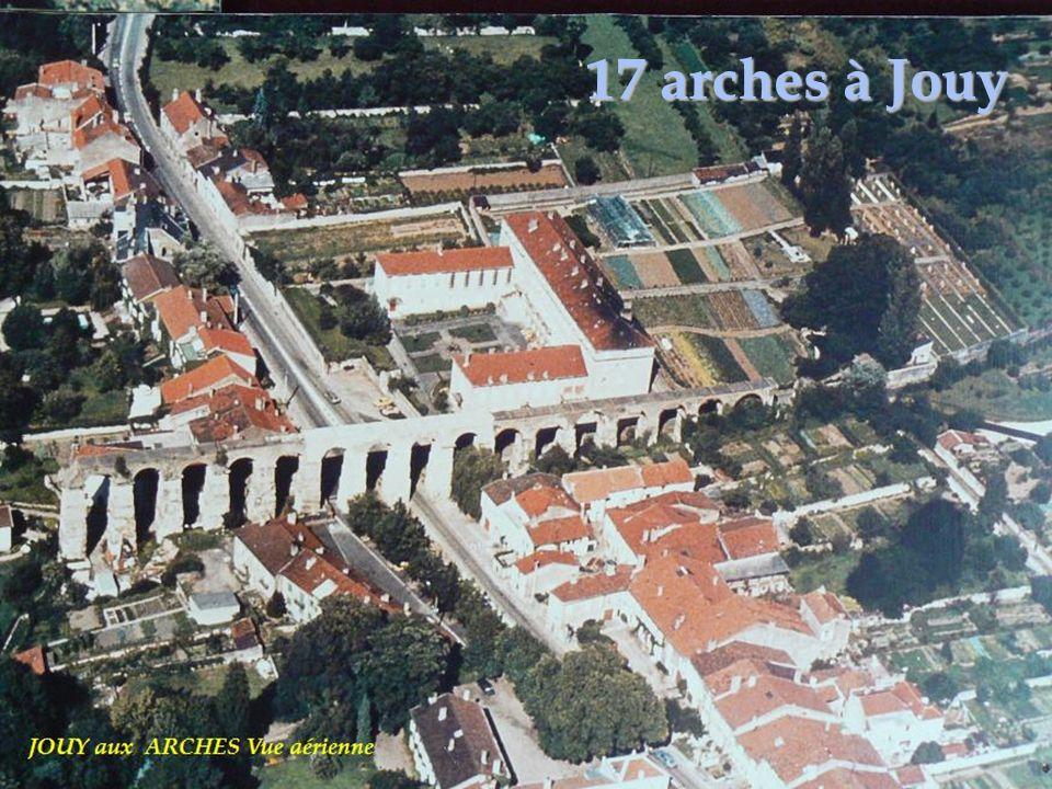 17 arches à Jouy