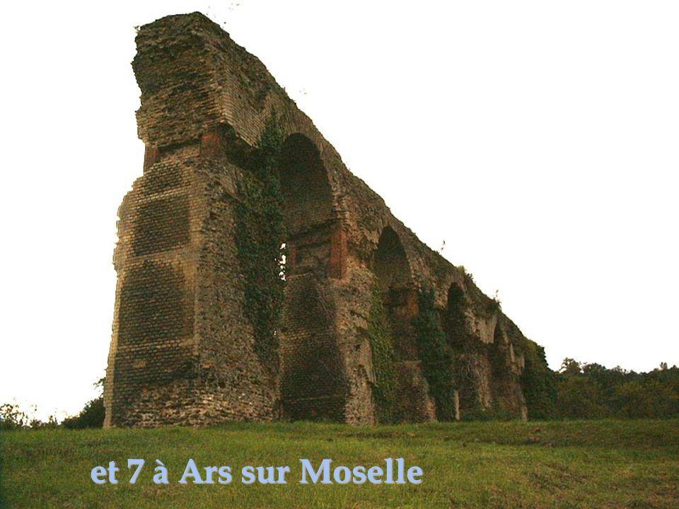 et 7 à Ars sur Moselle