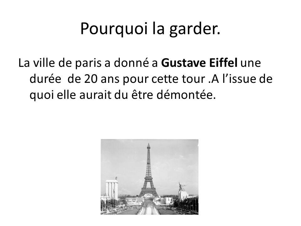 La tour Eiffel en construction Les fondations ont commencées le 28 janvier 1887.