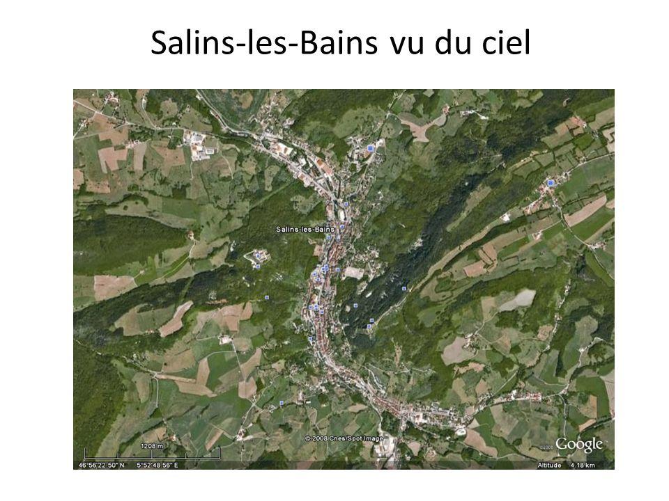 Habiter à Salins- les-Bains 1 1 Cité Saint-Pierre 2 2 HLM Cicon 3 3 Immeubles vétustes 4 4 HLM de la gare 5 5 Lotissement Belin 6 6 Lotissement des graviers 7 7 Immeubles anciens rénovés