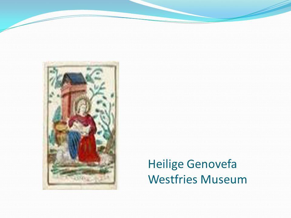 Heilige Genovefa Westfries Museum