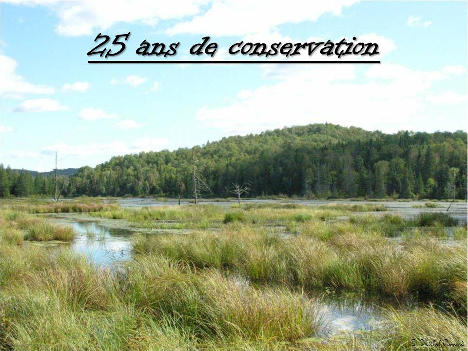25 ans de conservation © Michel Renaud