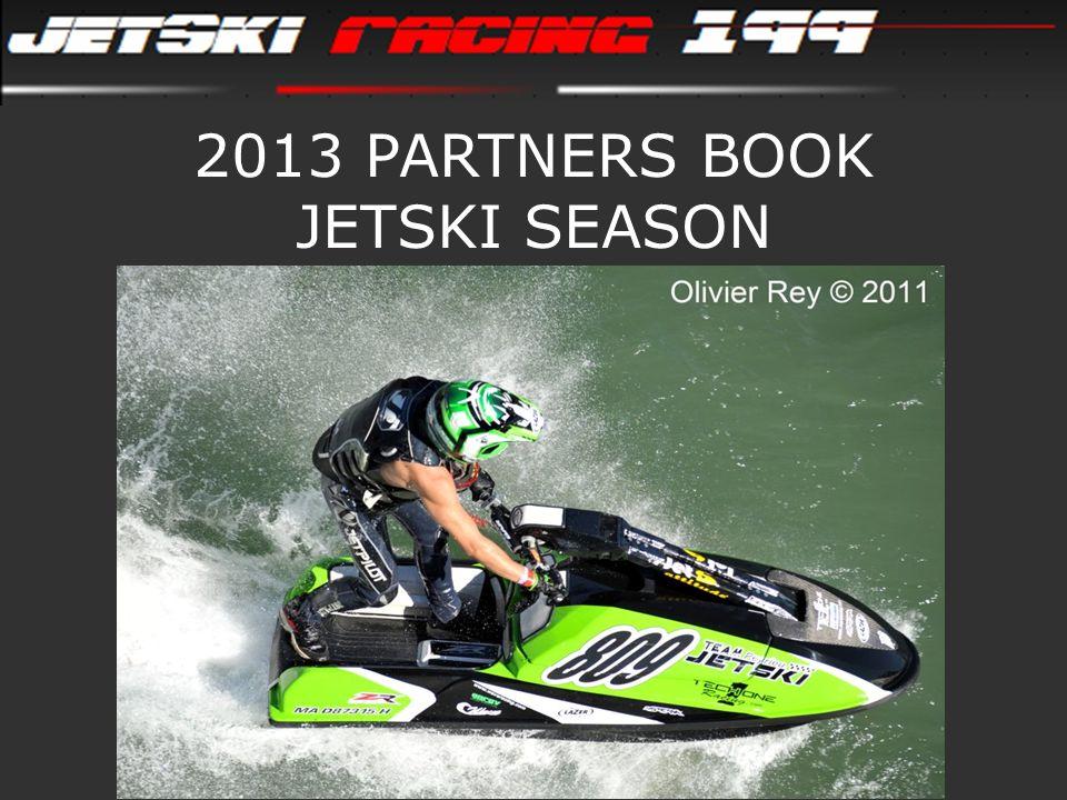 2013 PARTNERS BOOK JETSKI SEASON