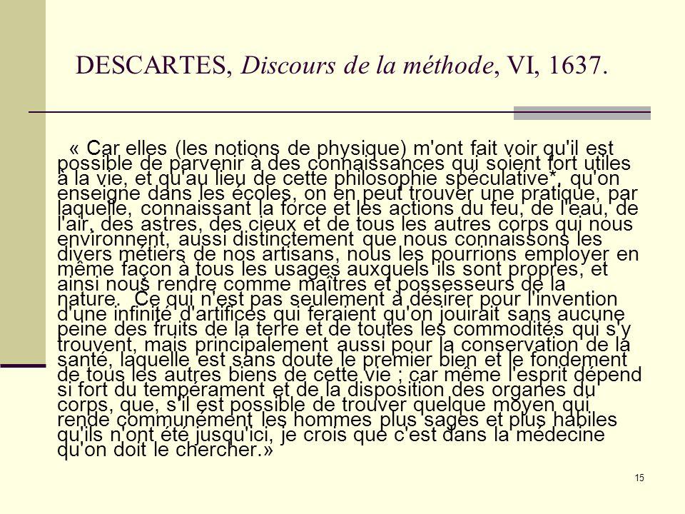 14 COMTE, Des lois pour prévoir « Sans doute, quand on envisage l'ensemble complet des travaux de tout genre de l'espèce humaine, on doit concevoir l'