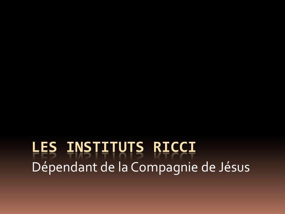 Dépendant de la Compagnie de Jésus