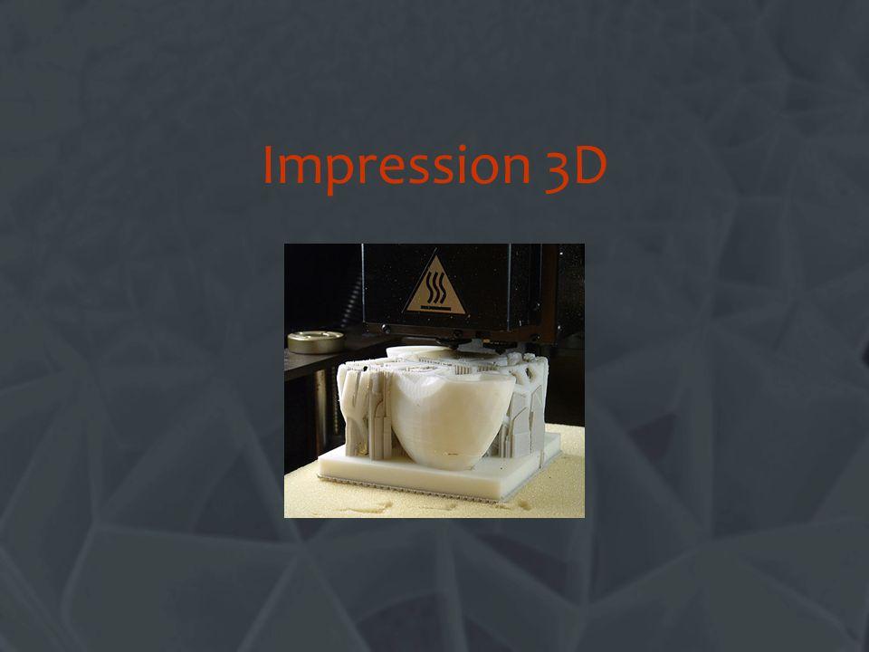Impression 3D Change this title