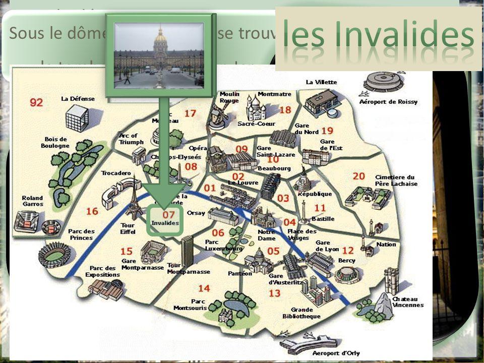 Il est le plus important musée d'histoire militaire de France et l'un des tout premiers au monde. Ce musée a été créé en 1905 dans lhôtel des Invalide