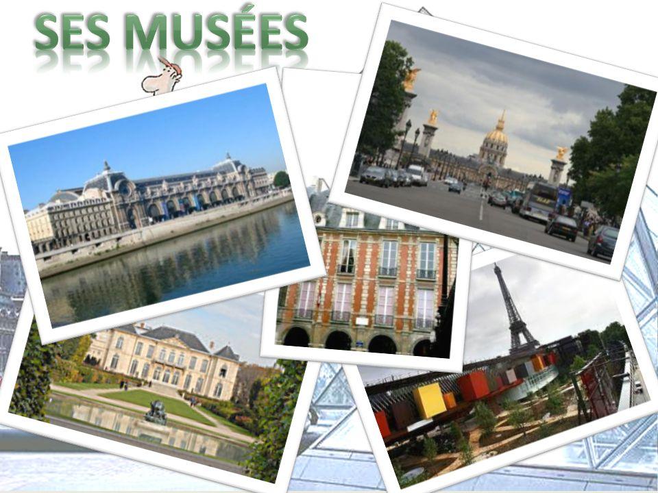 Il est le plus important musée d histoire militaire de France et l un des tout premiers au monde.