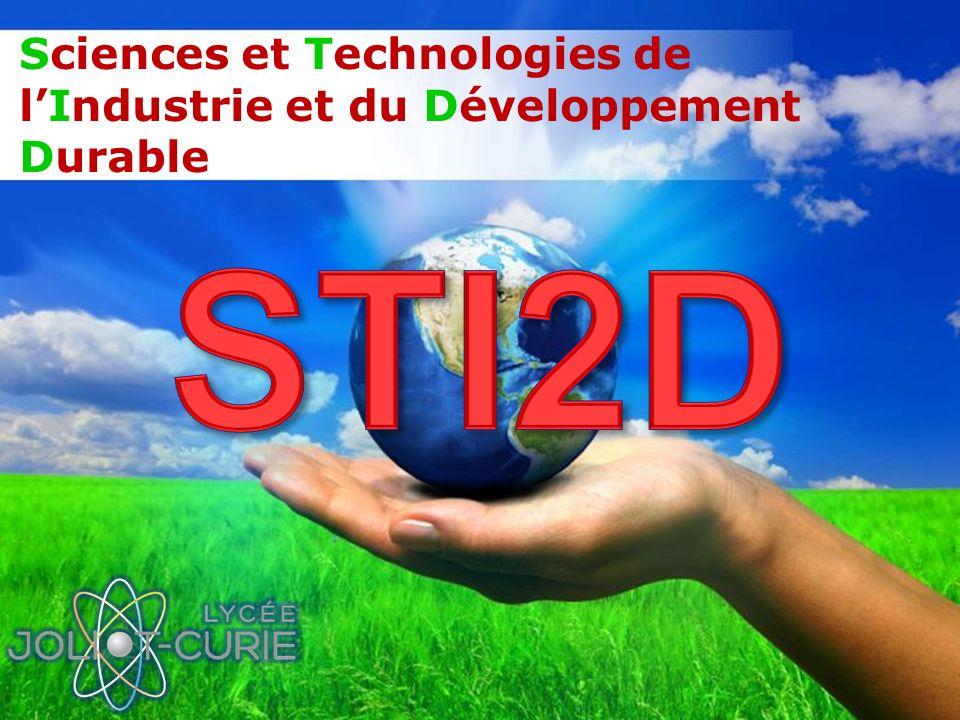 Free Powerpoint Templates Page 1 Sciences et Technologies de lIndustrie et du Développement Durable