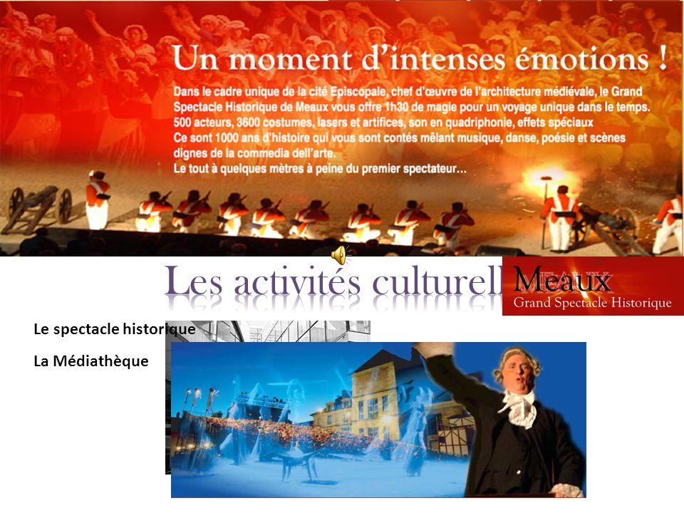 Le Théâtre Luxembourg La Médiathèque Le festival MusikElles Le spectacle historique