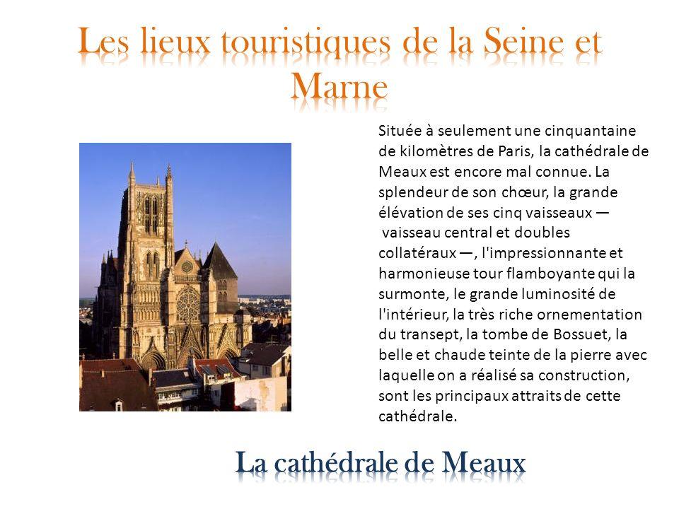 Située à seulement une cinquantaine de kilomètres de Paris, la cathédrale de Meaux est encore mal connue. La splendeur de son chœur, la grande élévati