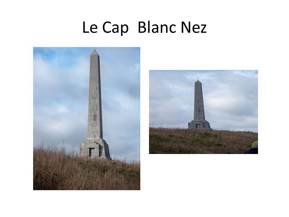 Le Cap Blanc Nez