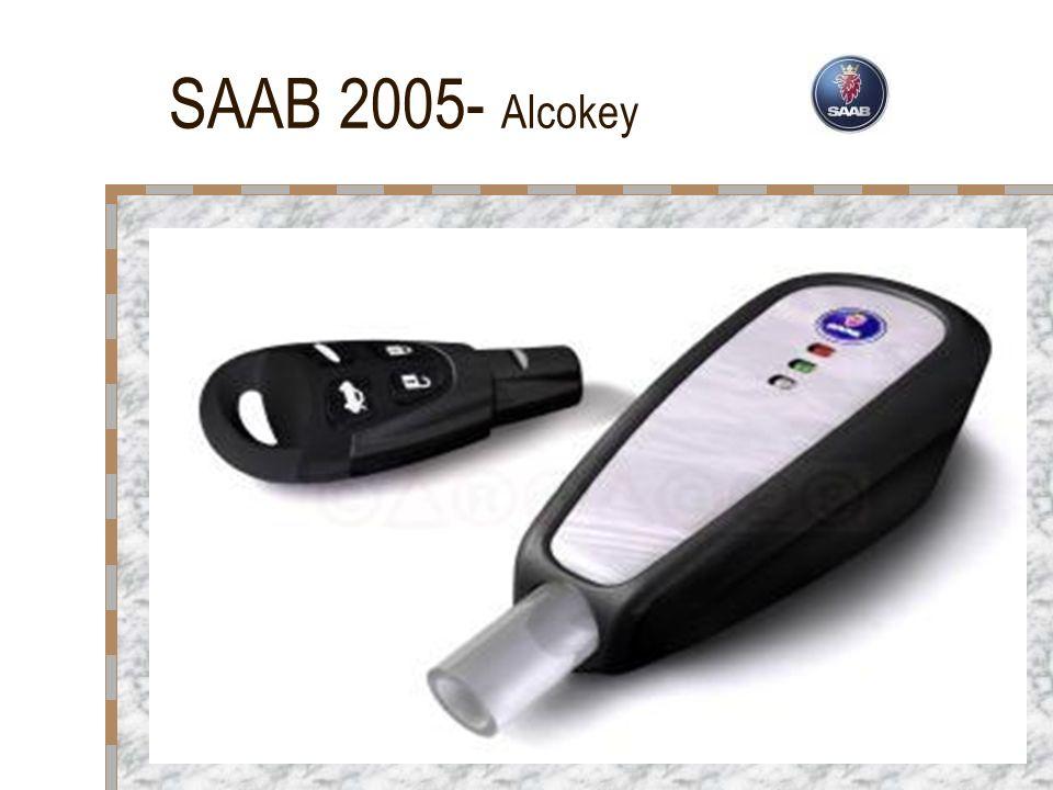 17 SAAB 2005- Alcokey