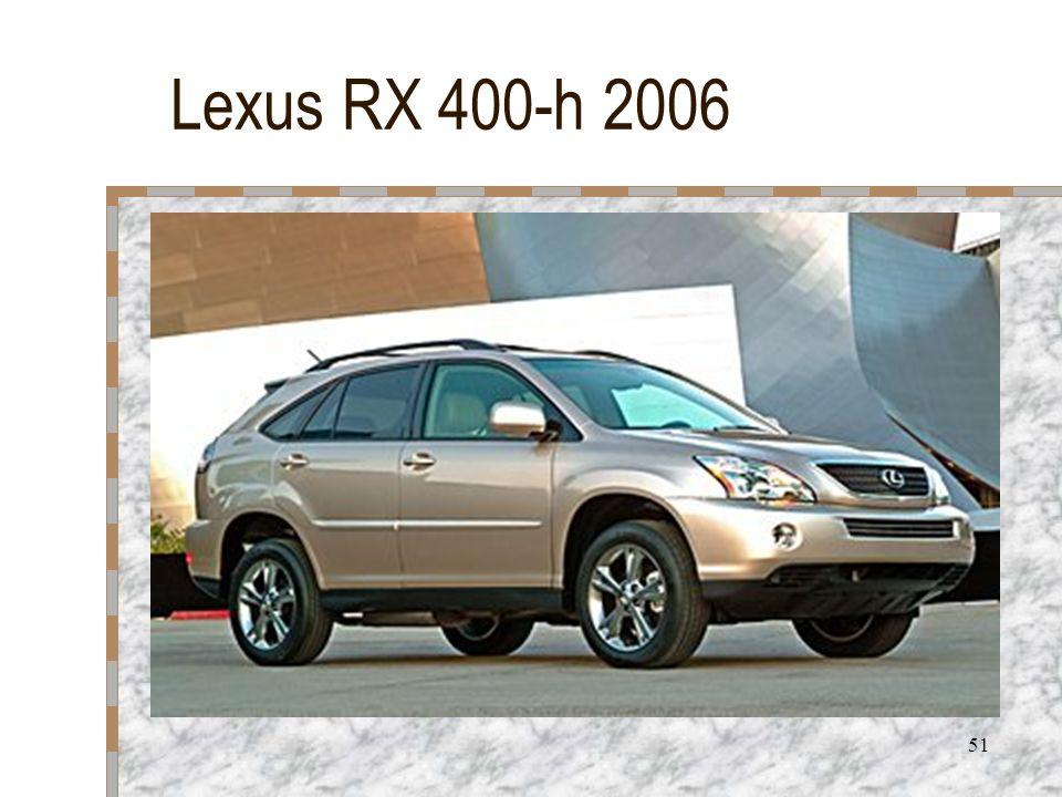 51 Lexus RX 400-h 2006