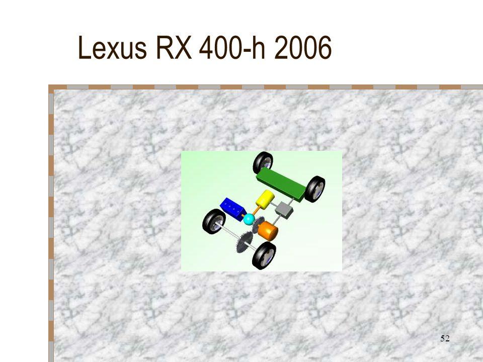 52 Lexus RX 400-h 2006