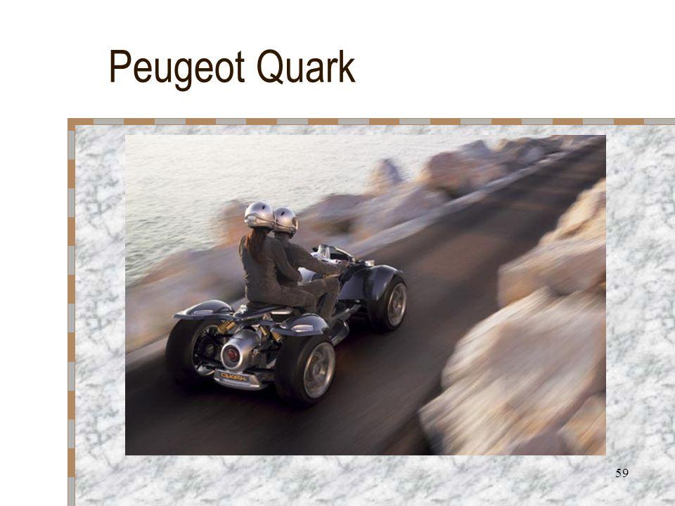 59 Peugeot Quark