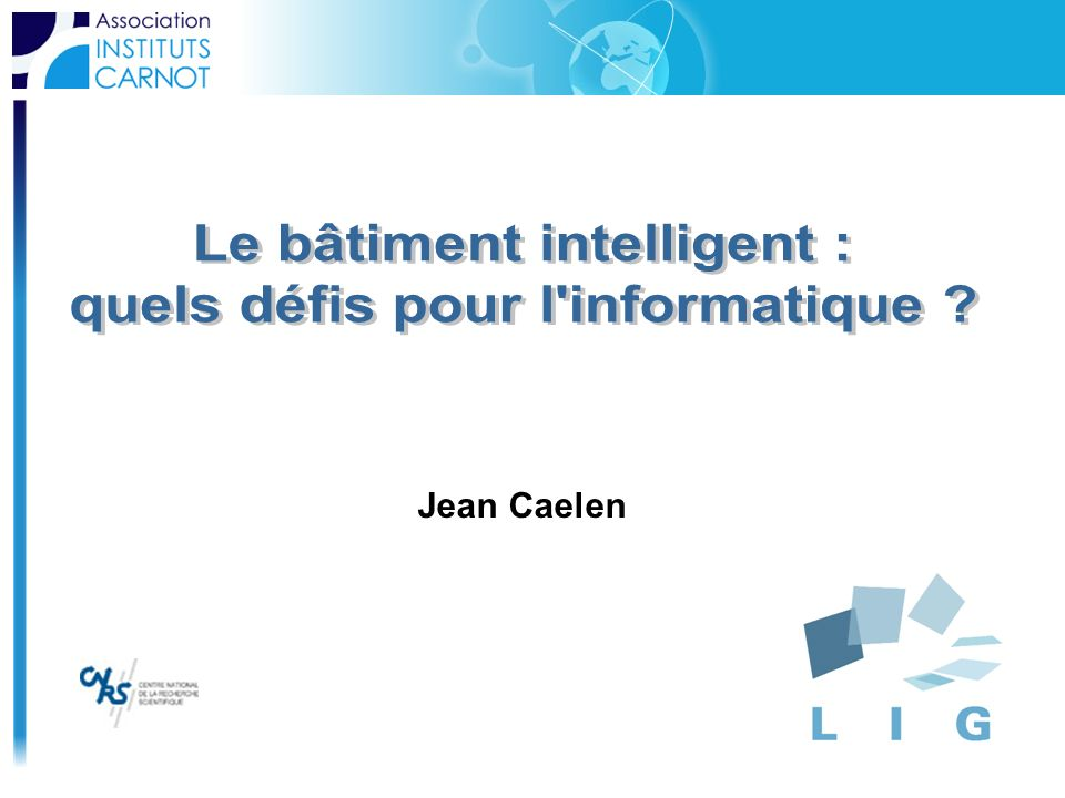 Jean Caelen