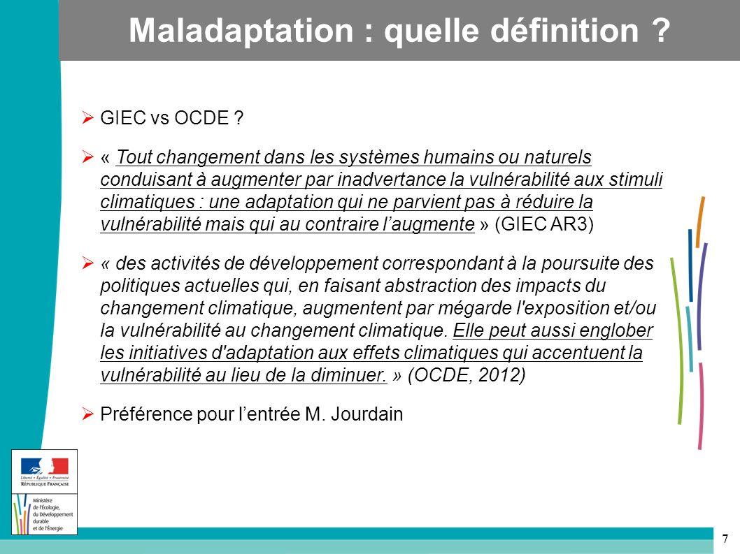 7 GIEC vs OCDE .