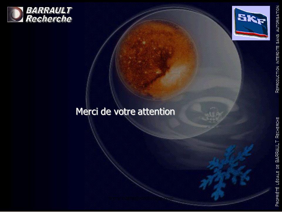www.barrault-recherche.com Merci de votre attention