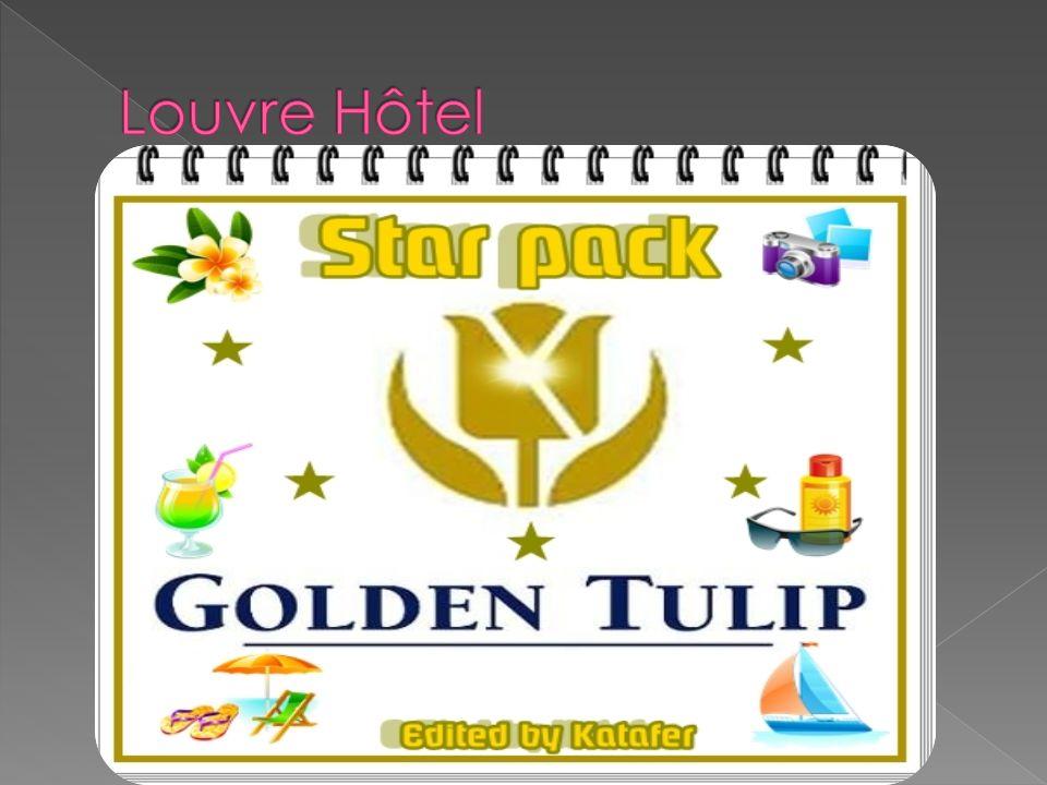 Informations sur la société : Golden Tulip Hospitality Group Avec 50 ans dexpérience en qualité de franchiseur, Golden Tulip Hospitality Group, dont l