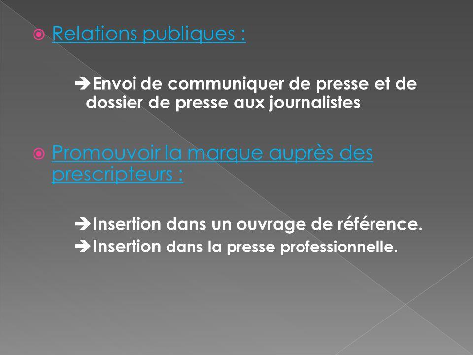 Communication Le budget de la communication est très important. Il est réparti entre la communication média et hors média. Sponsoring LOréal est parte