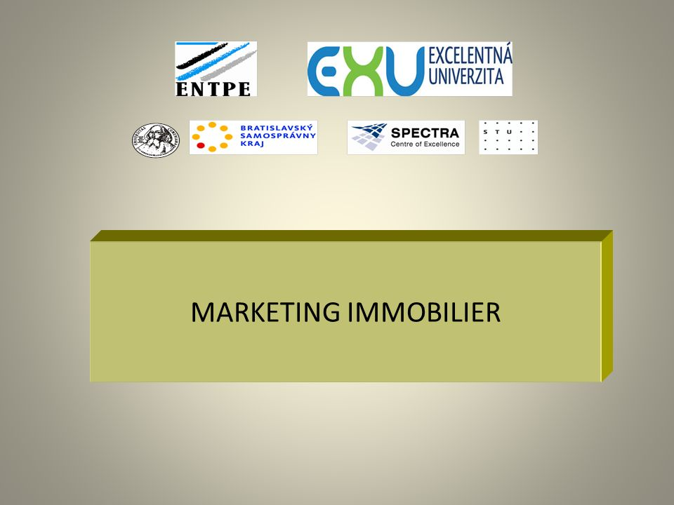 MARKETING IMMOBILIER