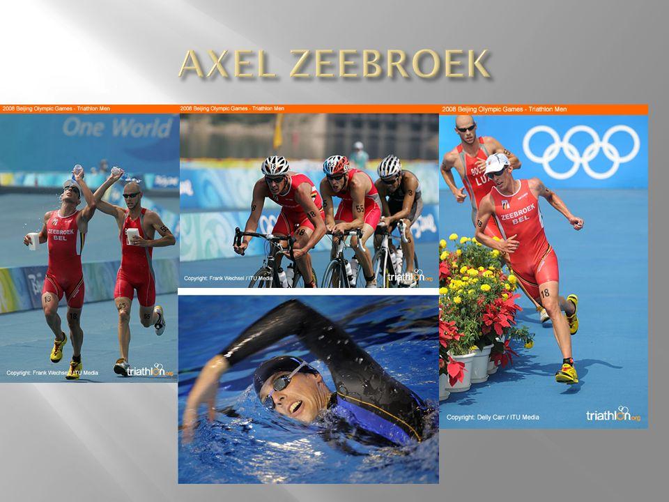 2001-2008 : 15 fois TOP 25 en coupe ou championnat dEurope ou du monde 2009 : vainqueur de l halfironman de Monaco vainqueur de l halfironman de Dijon 4ème de l halfironman dAnvers champion de Belgique distance olympique
