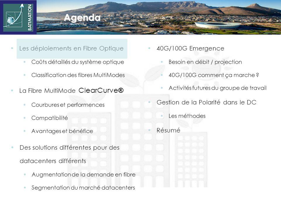 Faire plier les règles, courbure, bande passante ou les 2. Les réseaux 40 ou 100 giga Ethernet dans les DC. Afrique du sud Du 23 au 28 novembre 2011 C