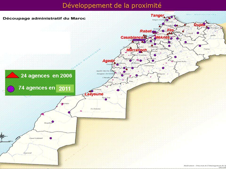 Initiatives Emploi 11 Développement de la proximité 2011