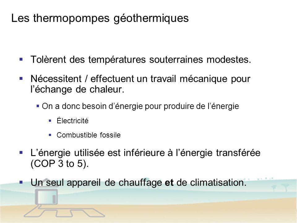 Quest-ce quun système géothermique .
