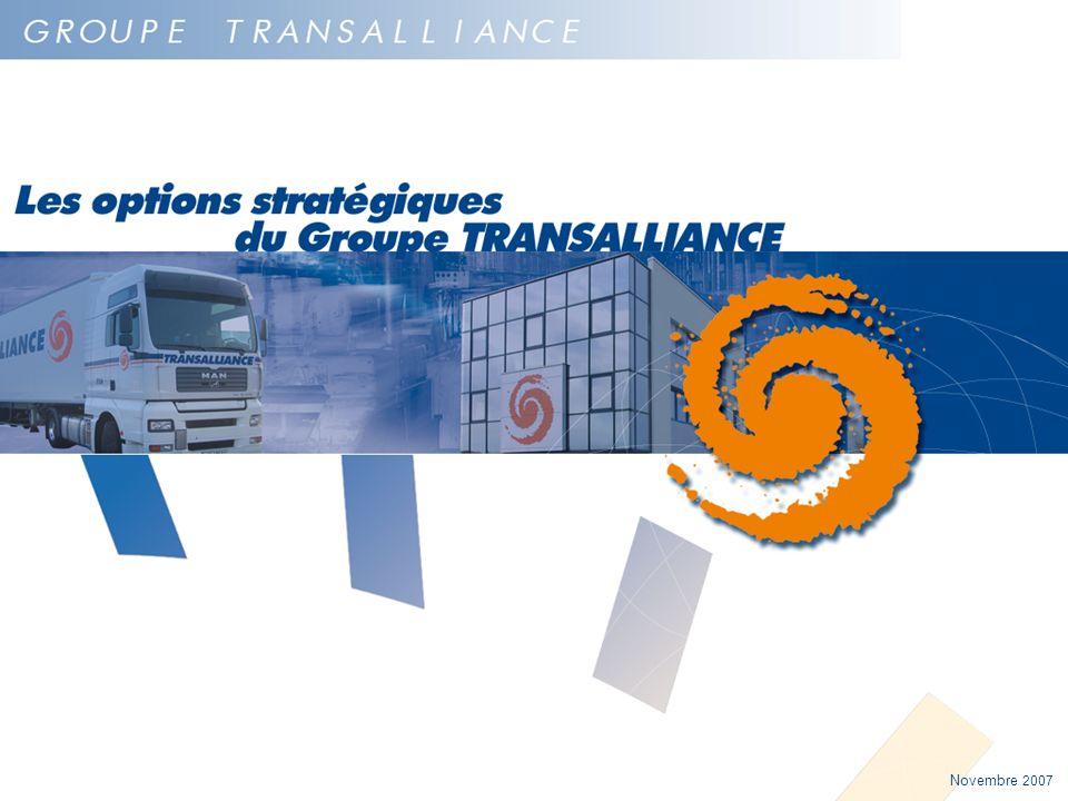 Acquérir une dimension européenne & Intégrer le Top 5 européen Pour y parvenir, nécessité de doubler le C.A par croissance externe et interne confirmation de lobjectif de rentabilité de lentreprise à 2% net Lobjectif principal à lHorizon 2011