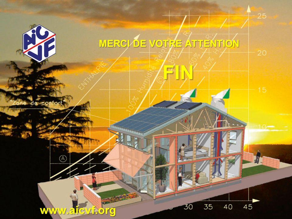 AOUT 2011AICVF et RT 2012 56 MERCI DE VOTRE ATTENTION FIN www.aicvf.org