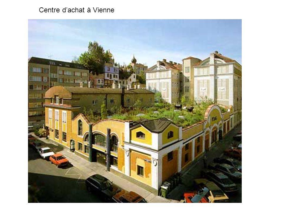 Centre dachat à Vienne