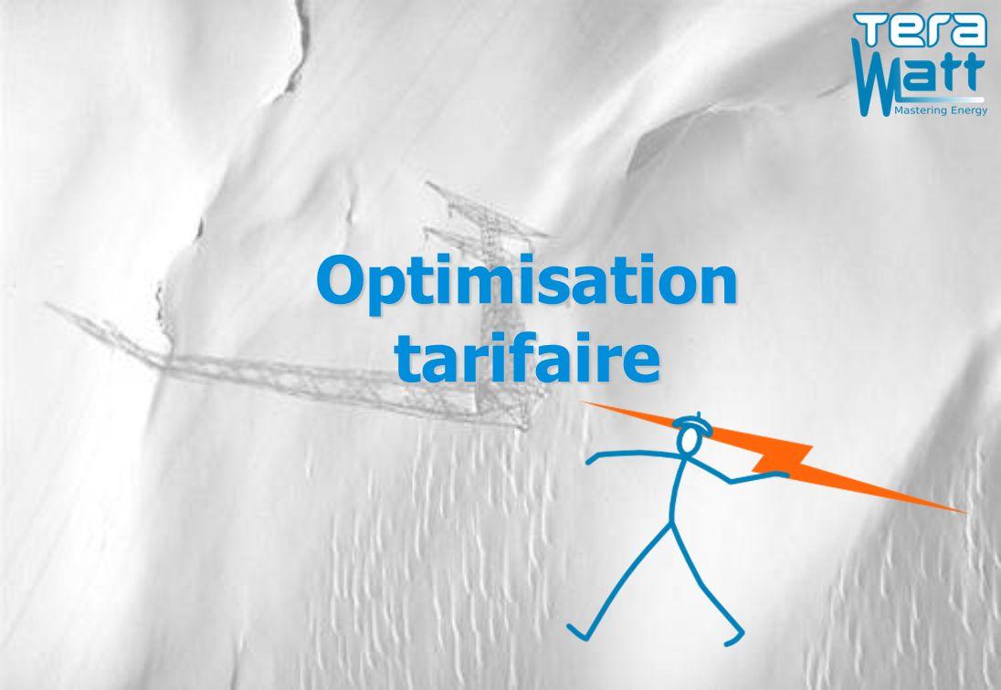 Optimisation tarifaire