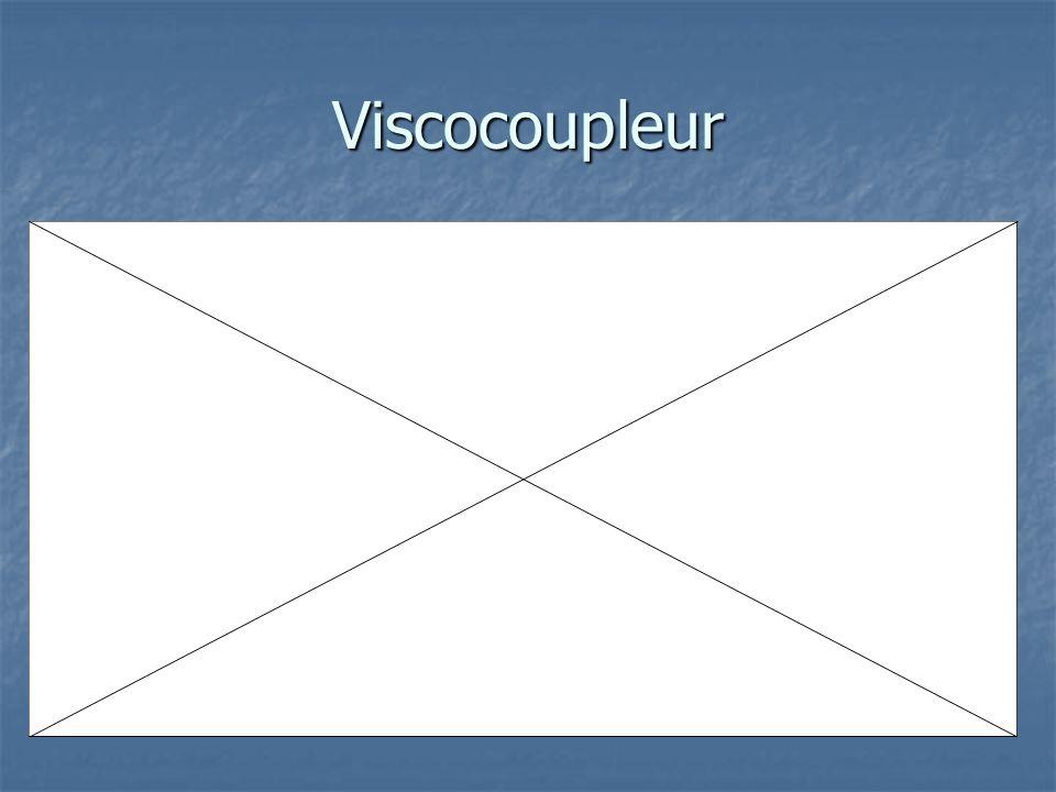 Viscocoupleur