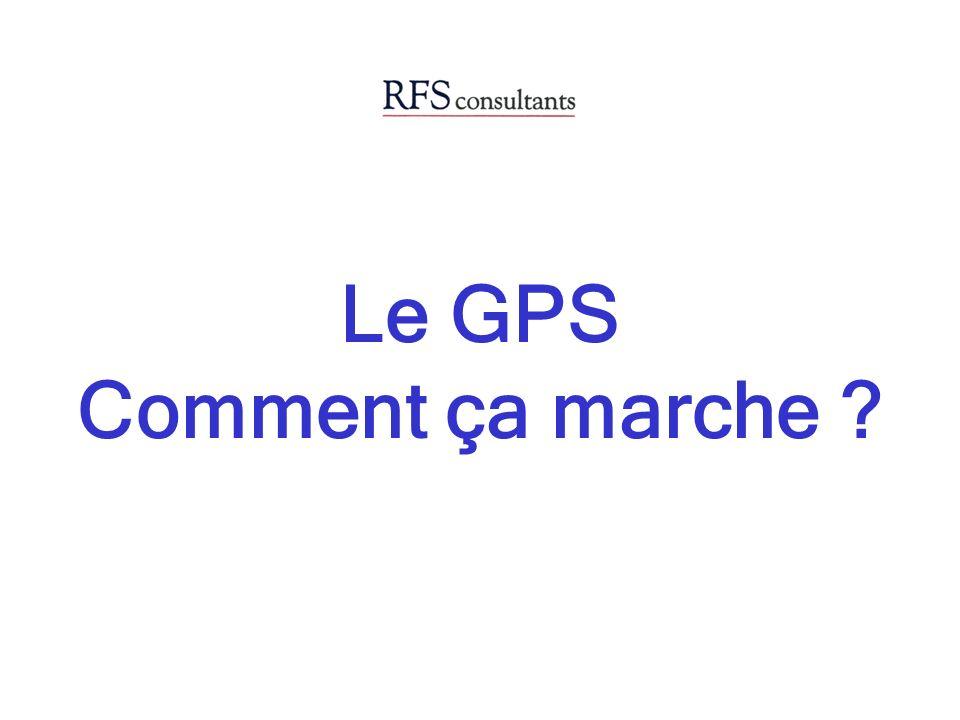Le GPS Comment ça marche ?
