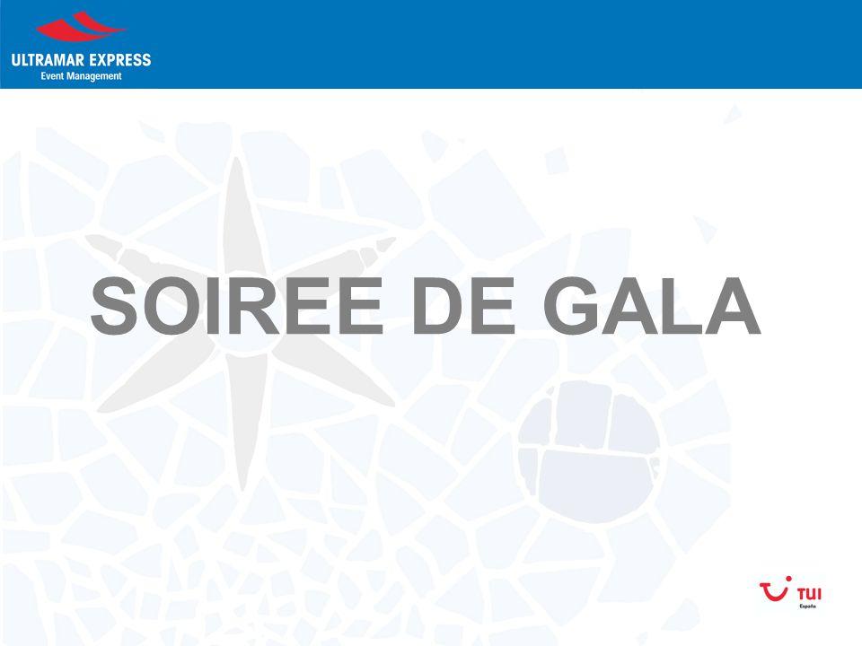 SOIREE DE GALA