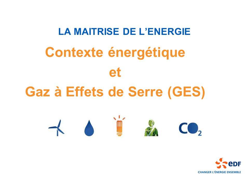Une demande dénergie de plus en plus forte… ENR Charbon Pétrole Gaz Nuc 10 Gtep 20 à 23 Gtep (2000) (2050) International Institute for Applied Systems Analysis World Energy Council CONSEIL MONDIAL DE L ENERGIE Benjamin DESSUS- CNRS