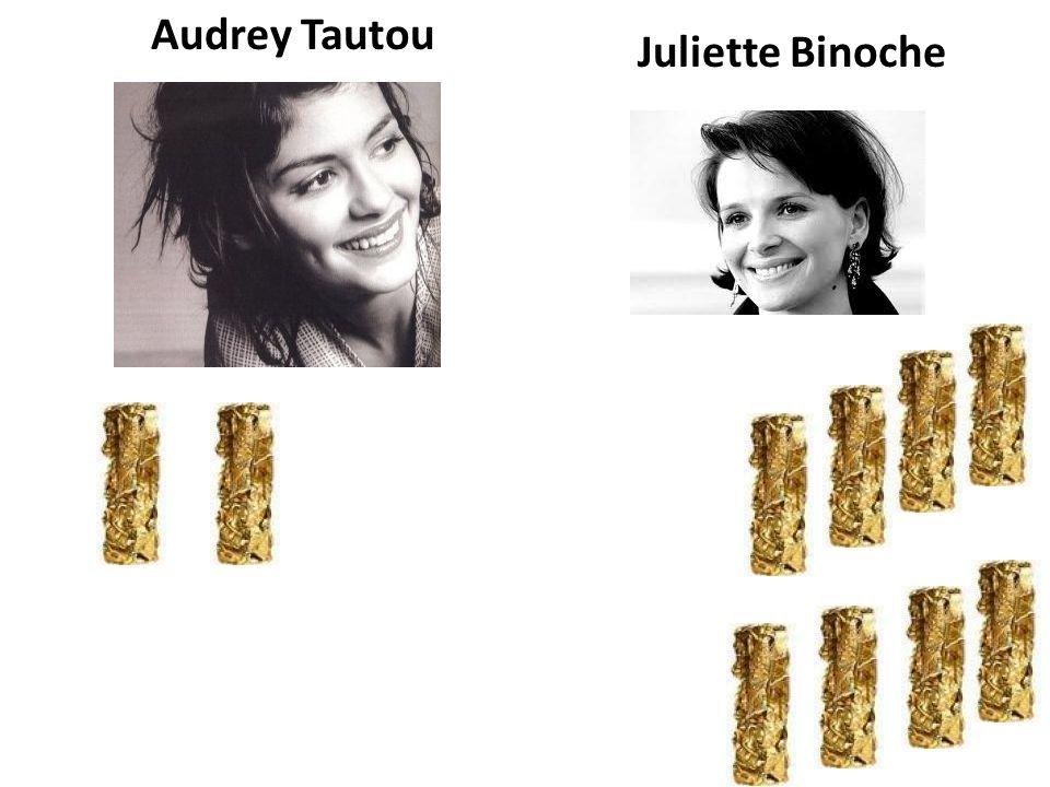 Audrey Tautou Juliette Binoche