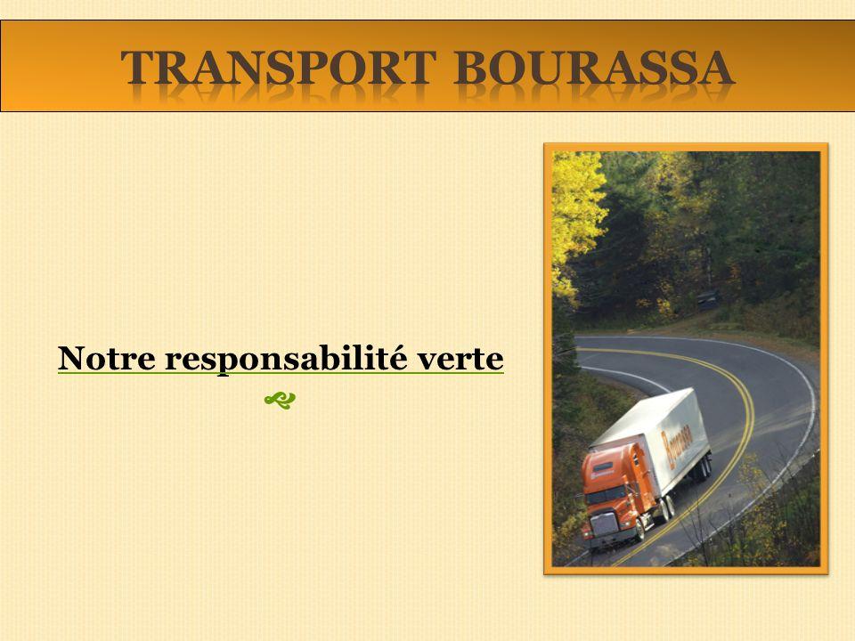 Notre responsabilité verte