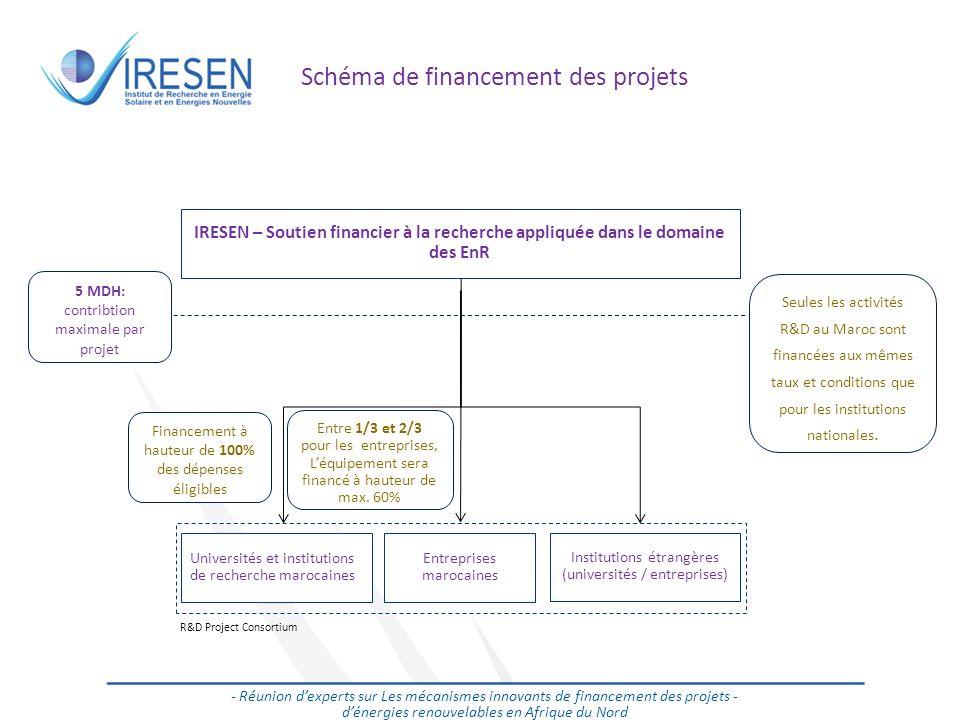 Salon des énergies renouvelables - 2011 11 - Réunion dexperts sur Les mécanismes innovants de financement des projets - dénergies renouvelables en Afr