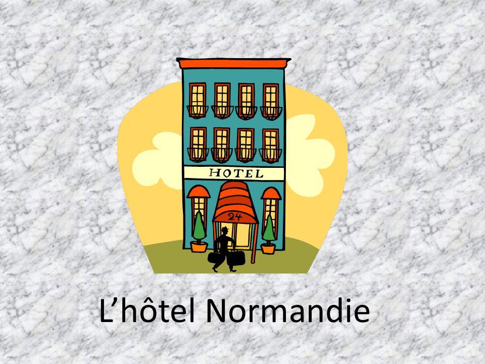 Lhôtel Normandie