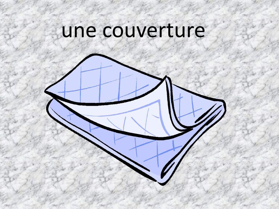 une couverture