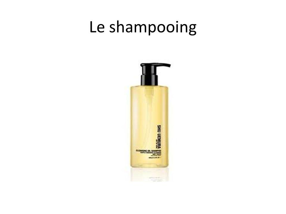 Le shampooing