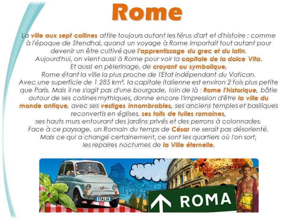 Jour 1 : Toulouse Rome Rendez vous à laéroport de Toulouse Blagnac et accueil par notre représentant.