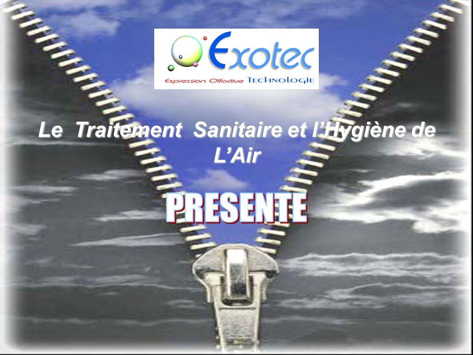 Exemples dinstallations Traitement de décontamination Permanente de lair des gaines de climatisation Centre Hospitalier Public (hauteville)